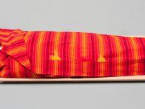 Oranje streep Guatamala