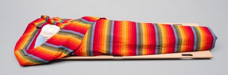 Lijkwade Regenboog Guatamala